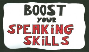 Public Speaking tips and tricks - 51 public speaking tips to improve your speaking skills - long list of speaking skills by professional speaker Jeroen De Flander