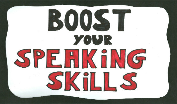 Speaking Skills - tips to improve - long list of speaking skills by professional speaker Jeroen De Flander