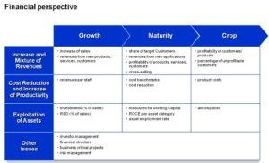 Balanced Scorecard - KPI examples - Financial KPI's