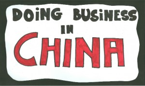 Doing business in China - guide to doing business in China by Jeroen De Flander